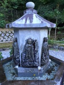 あだしの念仏寺六面六体地蔵の本体