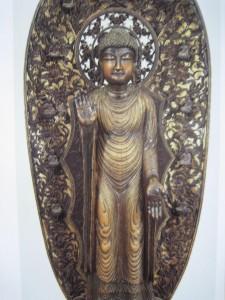 清凉寺釈迦如来立像